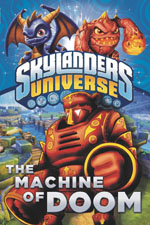 Skylanders Book - Machine of Doom