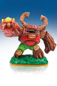 Skylanders Giant Tree Rex Figure