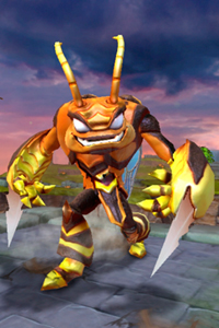 Skylanders Giants Swarm Figures