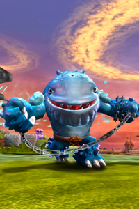 Skylanders Giants Thumpback Figure