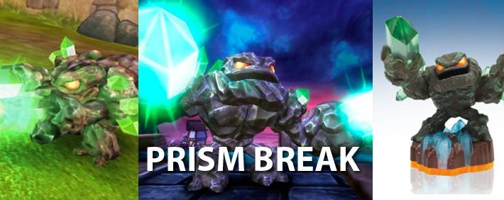 Skylanders Prism Break Figure