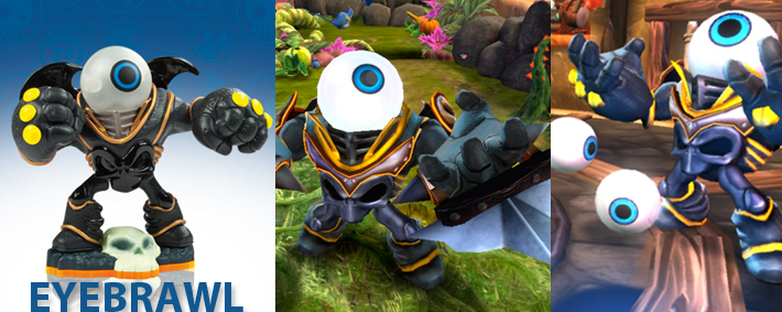 skylanders giants figures list