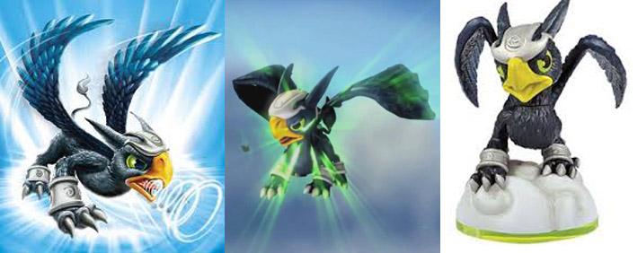 Skylanders Sonic Boom Figure