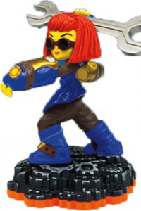 skylanders sprocket figure