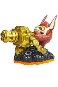 skylanders trigger happy figure