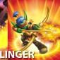 Skylanders Flameslinger Figure