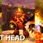 Skylanders Giants Hot Head Figure