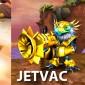 Skylanders Jet Vac Figure